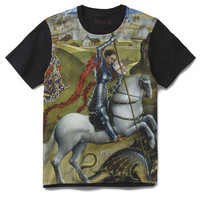 DR MARTENS GEORGE AND THE DRAGON T-SHIRT