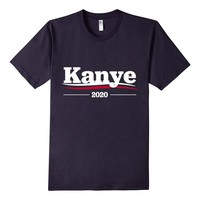 Aurlex Tees - Kanye West For President 2020 Funny T-Shirt