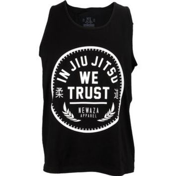 Newaza Apparel In Jiu Jitsu We Trust Tank