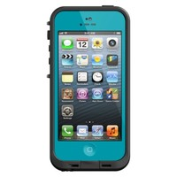LifeProof Cell Phone Case for iPhone®5 - Teal (1301-06)
