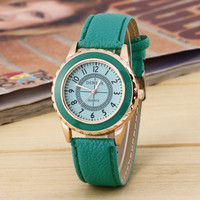 Women Man Watch Fit for everyone.Many colors choose.HOT SALES = 4487279364