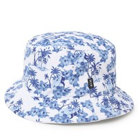 Rook Aloha Bucket Hat - Mens Backpack - Blue - One