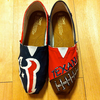 Houston Texans TOMS