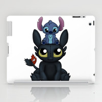 Can I Sit Here iPad Case by Katie Simpson