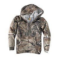 Bass Pro Shops Full-Zip Camo Hoodie for Babies or Toddlers