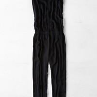 AEO Women's Don't Ask Why Cinched Jumpsuit