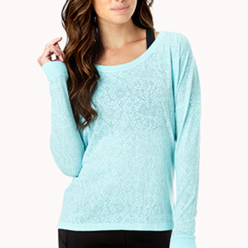 Burnout Yoga Top from Forever 21 | Christmas