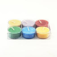 POTTERHEAD Tea Light Sample Pack -- Book Lovers' Scented Soy Candles