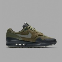 qiyif NIKE AIR MAX 1 PREMIUM - DARK GREEN