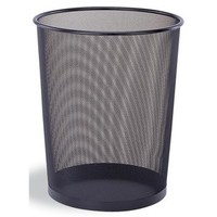 Walmart: Organize It All 42167W-B Round Wastebasket