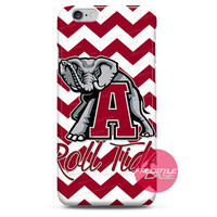 Alabama Rool Tide iPhone Case 3, 4, 5, 6 Cover