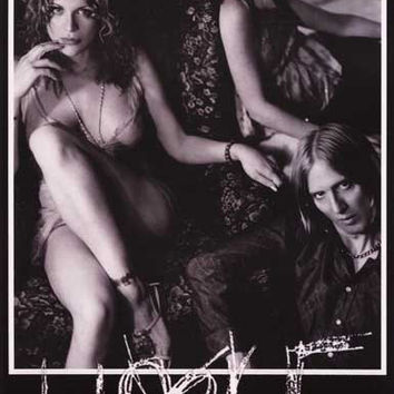 Hole Courtney Love Band Portrait Poster 11x17