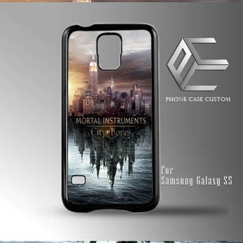 The Mortal Instruments City of Bones Book Cover case for iPhone, iPod, Samsung Galaxy