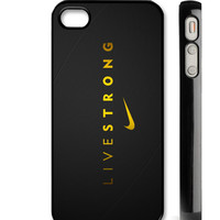 new livestrong - iPhone 4 / iPhone 4S / iPhone 5 / Samsung S2 / Samsung S3 / Samsung S4 Case Cover
