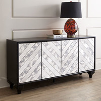 Libby Mirrored Console