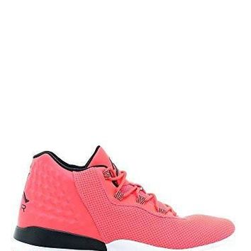 Nike Air Jordan Academy Mens Hi Top Trainers 844515 Sneakers Shoes (US 10.5, infrared