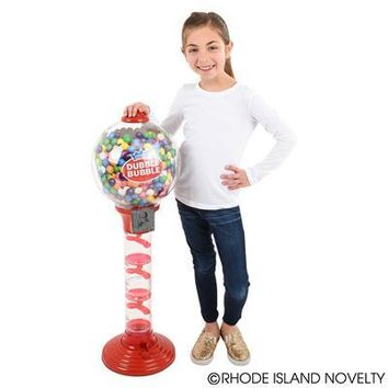 3' DOUBLE-BUBBLE METAL GUMBALL MACHINE