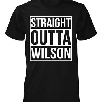Straight Outta Wilson County. Cool Gift - Unisex Tshirt
