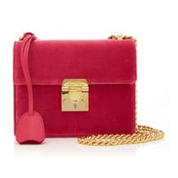 Velvet Night Bag | Moda Operandi