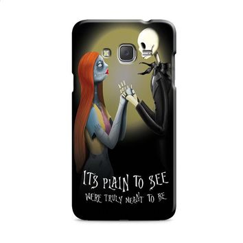 Nightmare Before Christmas (jack sally) Samsung Galaxy J7 2015 | J7 2016 | J7 2017 Case