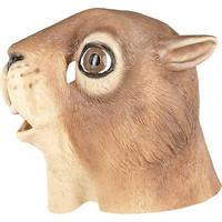 Squirrel novelty head mask - novelty - gifts - men