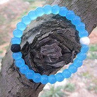 Lokai Bracelet Blue Limited Edition(S) (S, Blue)