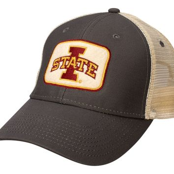 Iowa State Cyclones Farmers Mesh Adjustable Hat