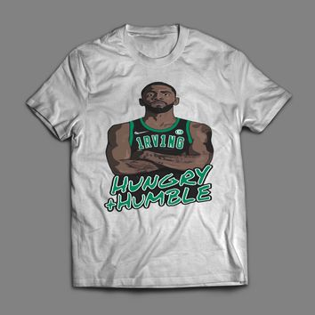 KYRIE IRVING HUNGRY & HUMBLE ART T-SHIRT