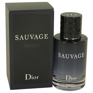 Sauvage by Christian Dior