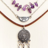 Dreamcatcher Choker Set