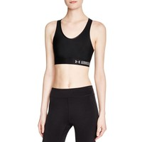 Under Armour Womens Racerback Compression Sports Bra