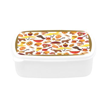 African Jam Lunch Box Children's Lunch Box