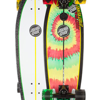 Santa Cruz Landshark Cruzer Skateboard Rasta One Size For Men 26545994701
