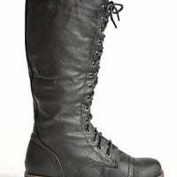 Night Moth Lace-Up Boots - $52.00 : ThreadSence, Women's Indie & Bohemian Clothing, Dresses, & Accessories