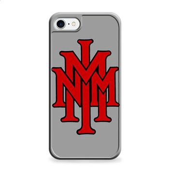 STACKEDNMMI BASEBALL LOGO GRAY iPhone 6 | iPhone 6S case