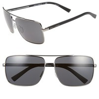Men's Dolce&Gabbana 62mm Aviator Sunglasses