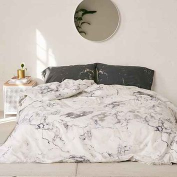 Assembly Home Marble Duvet Cover From Urban Outfitters Quick