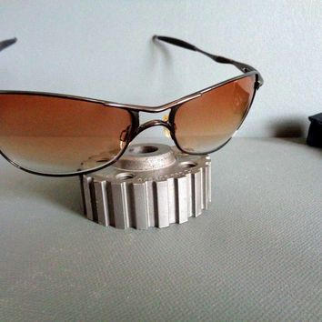 Oakley CROSSHAIR Rare Inmate Plaintiff Wire Juliet Badman Gauge Jacket Square WM