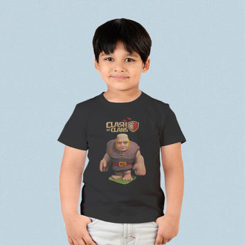Kids T-shirt - Clash of Clans Giant