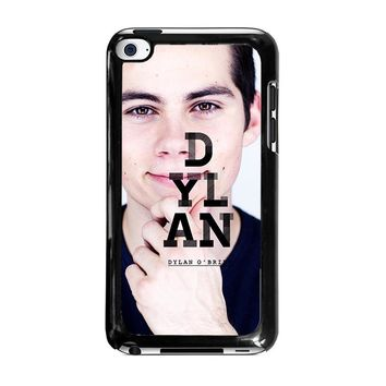 DYLAN O'BRIEN iPod Touch 4 Case Cover