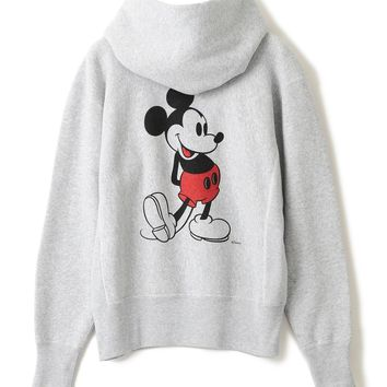 Champion x Beams Boy x Disney Hoodie Sweatshirt-1