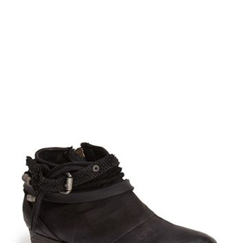 "Women's A.S.98 'Begonia' Leather Bootie, 1"" heel"