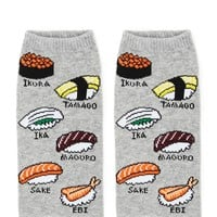 Sushi Ankle Socks