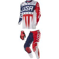 Dirt Bike Fox Racing 2015 360 MXON LE Combo - Patriot | MotoSport