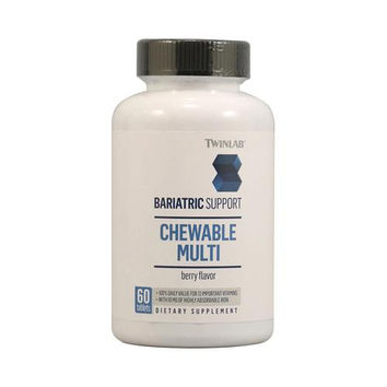 Twinlab Bariatric Support Chewable Multi Berry - 60 Tablets