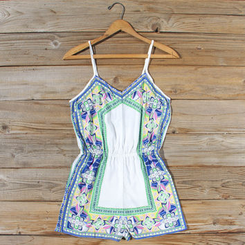 Indian Grass Romper