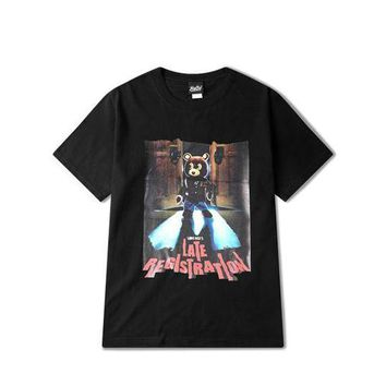 DCCKIJ2 Late Registration Kanye Tee Shirt