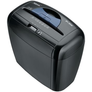 Fellowes Powershred P-35c 5-sheet Cross-cut Shredder