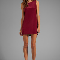 Naven Twiggy Dress in Wine from REVOLVEclothing.com