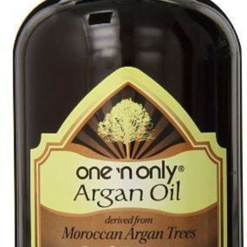 one n only Argan Oil Curl Cream Derived from Moroccan Argan Tress 10 oz